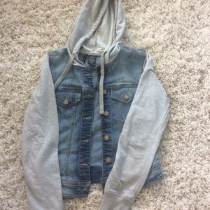 Juniors jean jacket